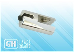 Кронштейн для вертикального крепления стекла ТС Тип 2